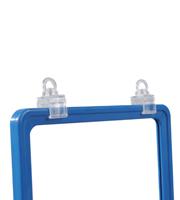 <li> Suspensions pour fenêtres en plastique