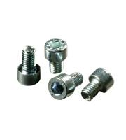 <li> Screws galvanized and plastic<br><li> Connect Profile holders<br><li> Wheels and leveling feet<br><li> Special screwdrivers