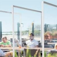 Divider frame 150x150 white