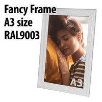 Fancy Frames A3 wit