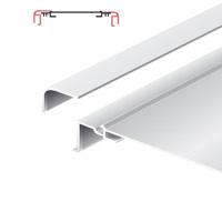 Profil de caisse lumineuse softline 200 mm softlineliste à part