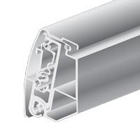 Proface Leuchtkasten Aussen moduul profiel lengte 6000 mm compleet gemonteerd