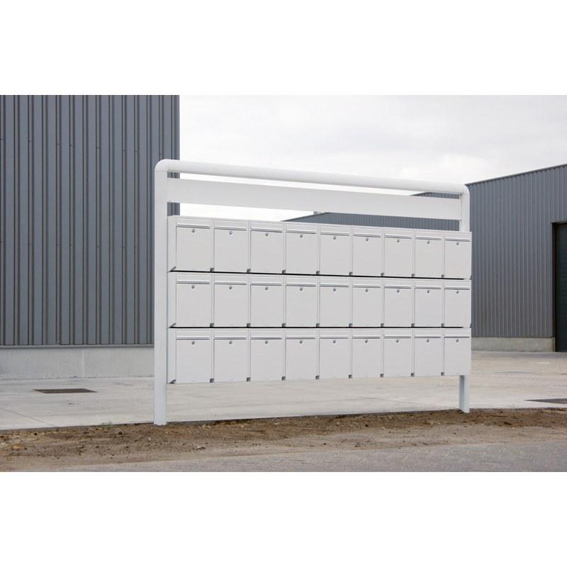 Briefkasten B100 Weiss
