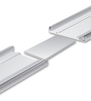 Standard and softline 170 mm connectionstrip 98 mm