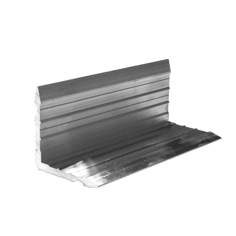 Piece de coin 50 x 50 x 5 mm pour 200 mm softline profil