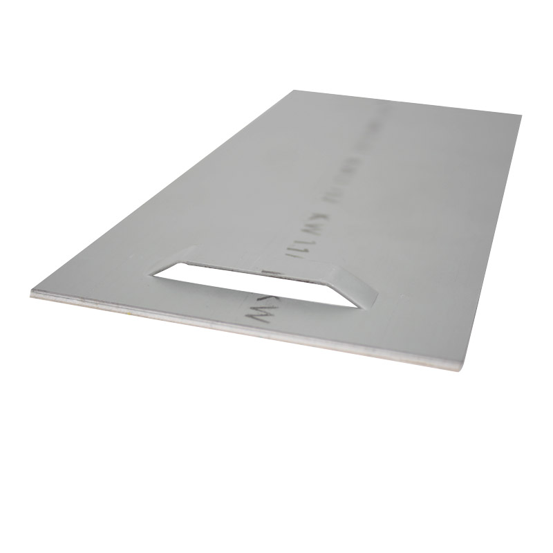 Adhesive plate hanger 100 x 200 mm