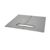 Cintre de plaque auto-adh?sif 100 x 100 mm