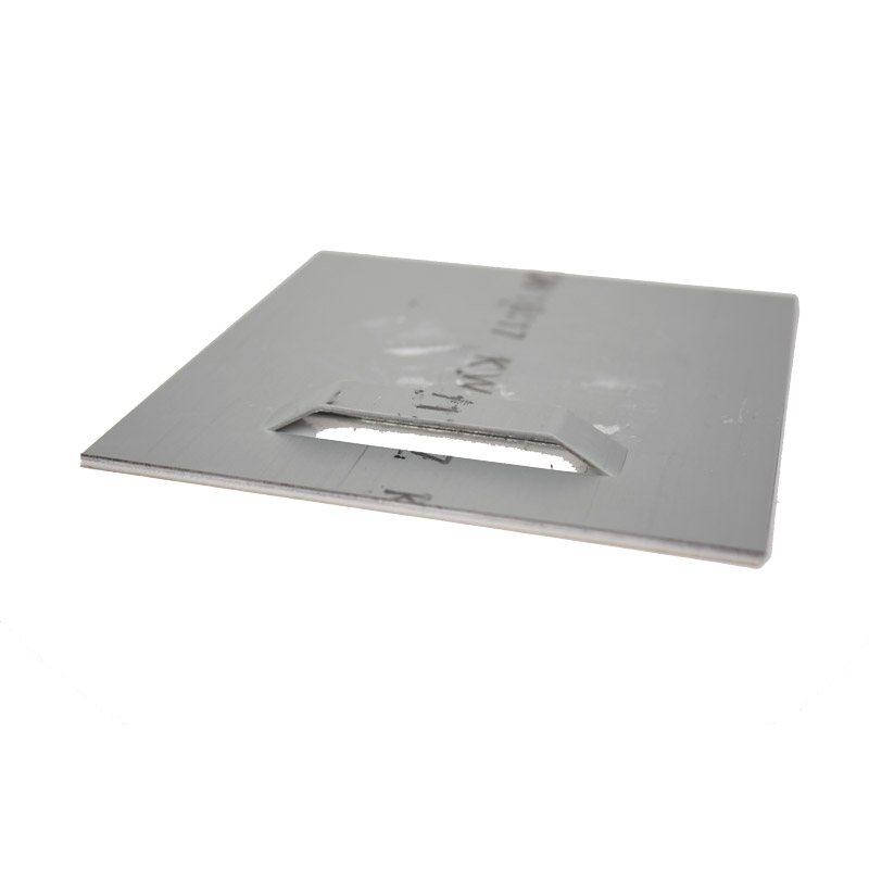 Plattenhänger selbstklebend 100 x 100 mm