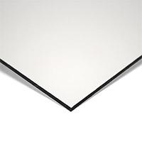 Composite panel white 3 mm 244 x 122 cm / 0.21