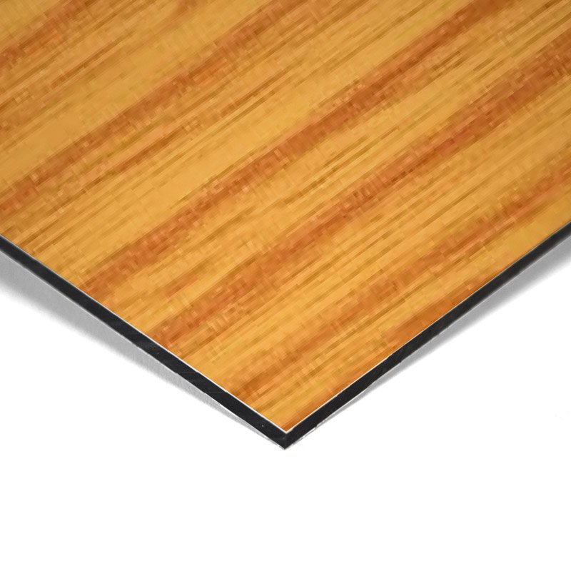 Composite panel oak 3 mm 305 x 150 cm ø 0.25