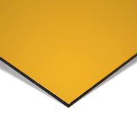 MGBond geel/geel mat/glans ALU dikte 0,21 mm 3 x 3050 x 1500 mm