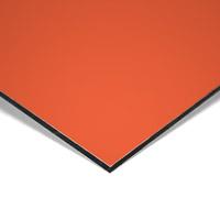 MGBond oranje/oranje mat/glans ALU dikte 0,21 mm3 x 3050 x 1500 mm
