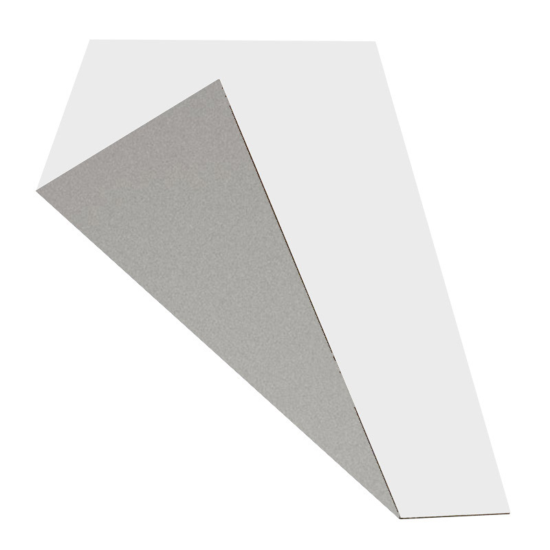 MGBond wit/zilver 3050 x 1500 x 3 mm 0.21
