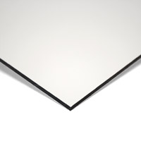MGBond wit / wit mat 4 mm ALU dikte 0,30 mm 3050 x 1500 mm