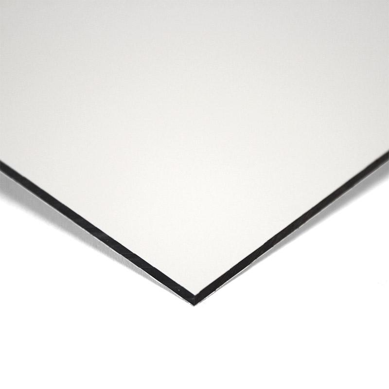 MGBond aluminium composietplaat Lite wit/wit/mat 8010RAL9016 dikte 3 mm ALU dikte 0,15 mm Plaatmaat 3050 x 1500 mm