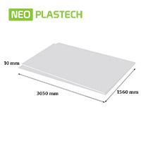 Neo Plastech geschuimd PVC 10 x 1560 x 3050 mm