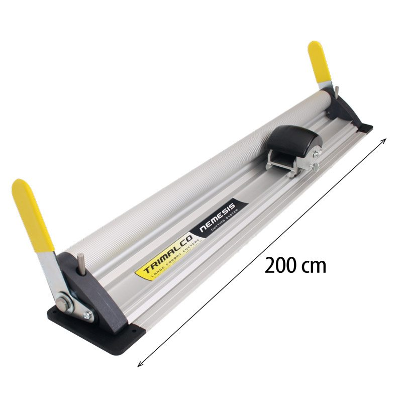 Nemesis 200 cutting ruler 2000 mm