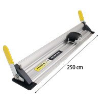 Nemesis 250 cutting ruler 2500 mm