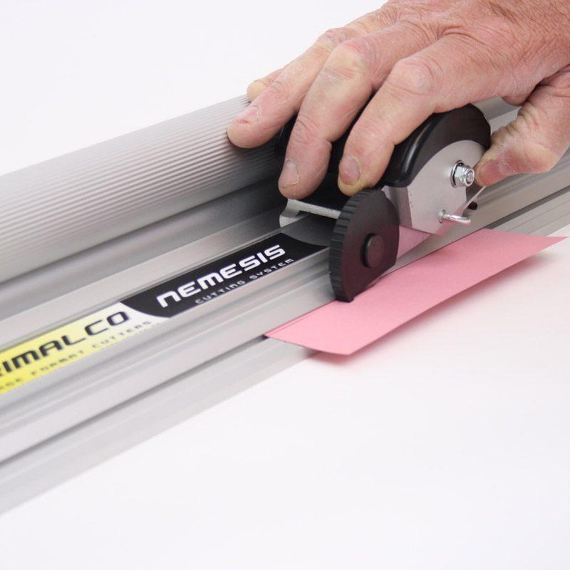 Nemesis 500 cutting ruler 5000 mm