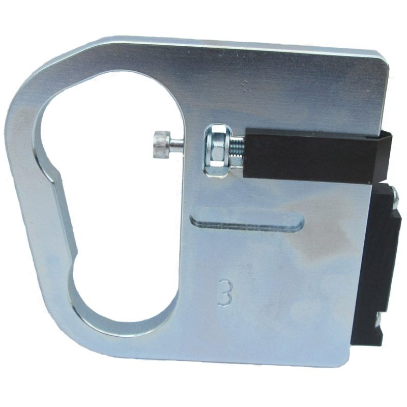 Apollo aluminum composite V-blade TH#3A holder