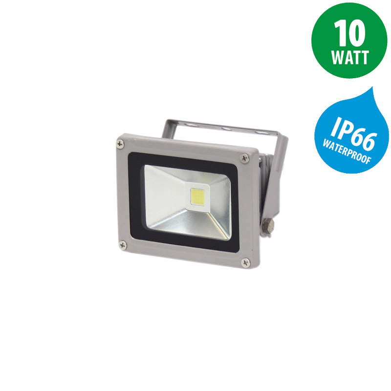 LED floodlight 10 Watt