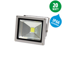 180 x 140 x 103 mm led floodlight ip66 20w 1600lm