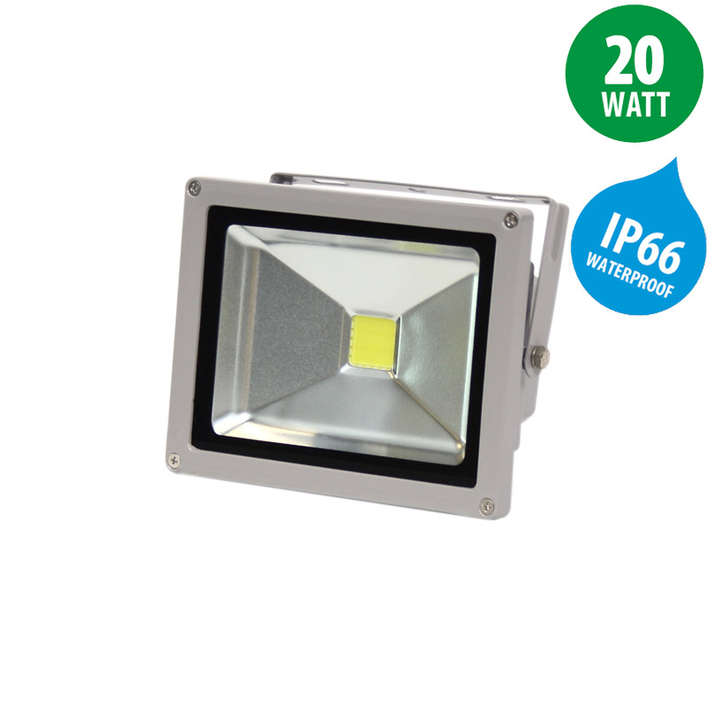 LED floodlight 20 Watt