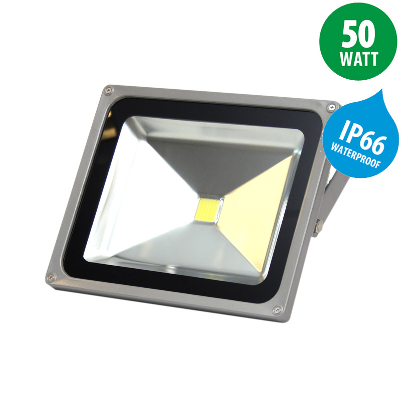 LED floodlight 50 Watt