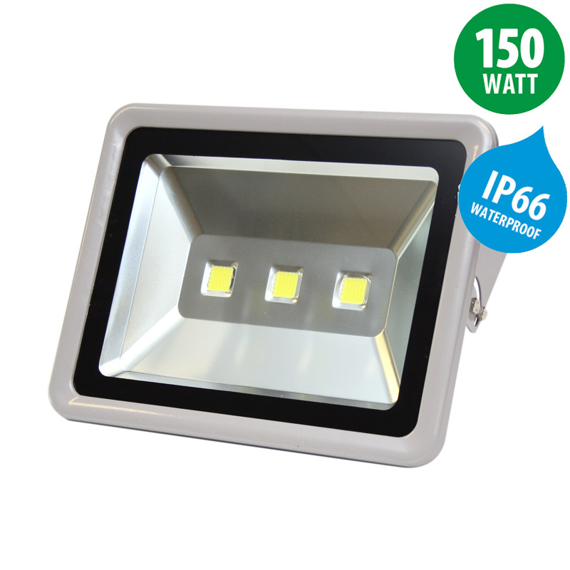 LED floodlight 150 Watt
