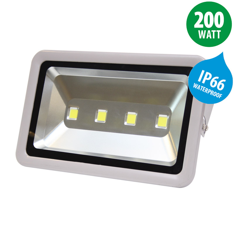 LED floodlight 200 Watt