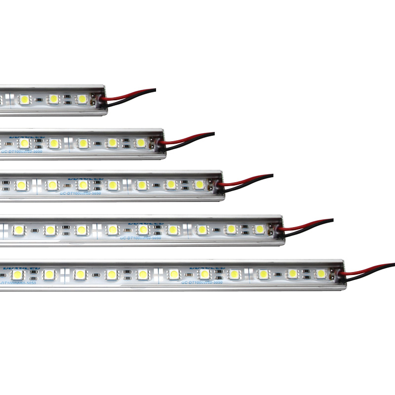 LED-bar connector