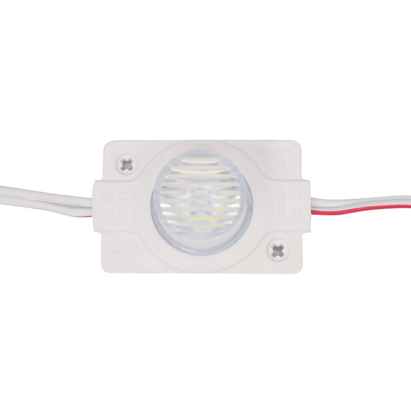 Bloque LED 1 LED 25-90°, blanco