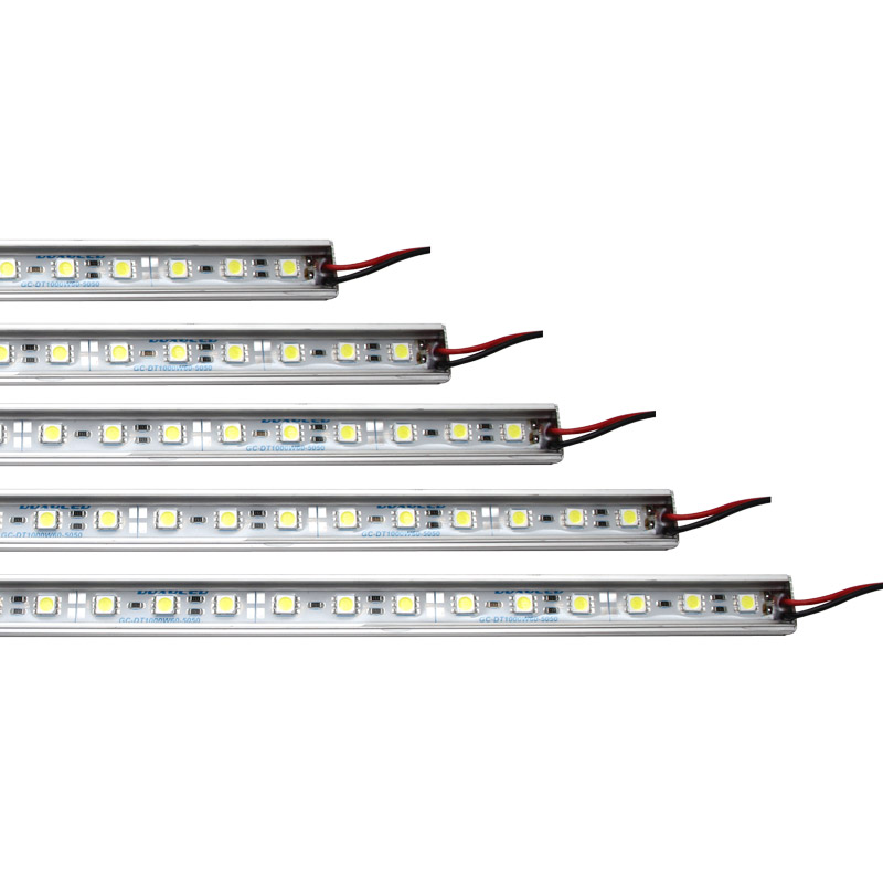 Duxoled LED spot tira 27 LEDS, blanco