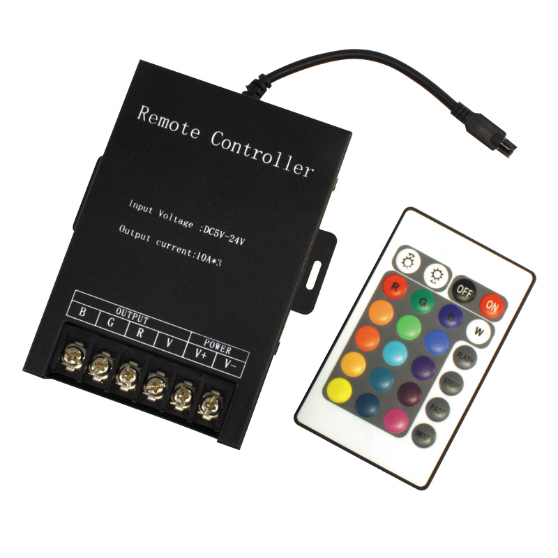 Remote control for RGB