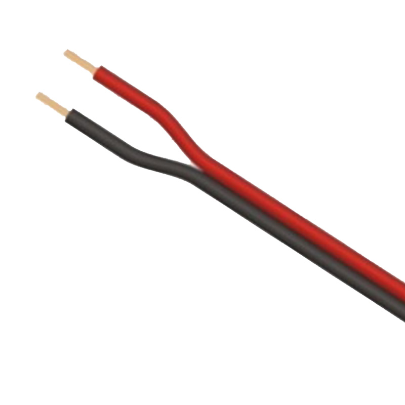 Cable red-noir 1.5 mm x 10 m