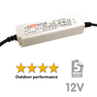 Transformateur 25W-12DC tension dimmable
