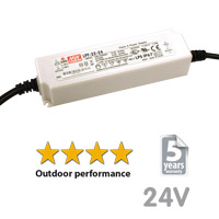 Trafo 25w-24dc voltage
