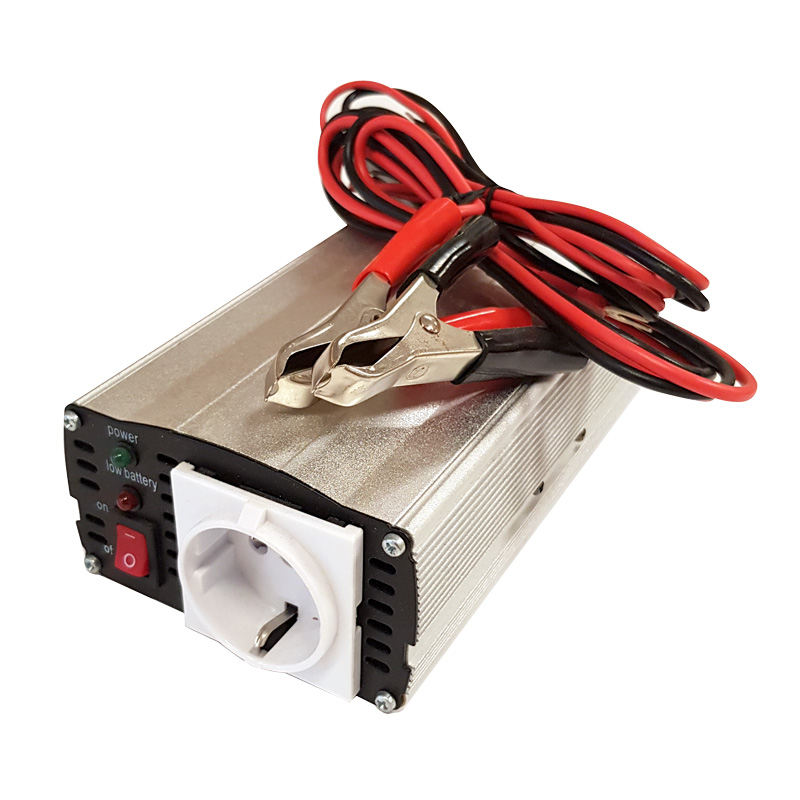 Transformateur 12 volts > 220 volts 600 watts