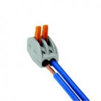Wago plug socket 2-fold