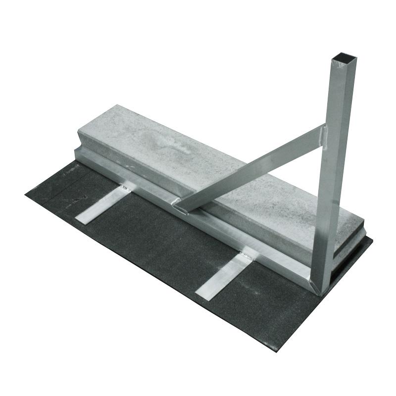 Dakconstructie 1000 mm hoog