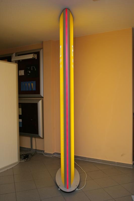 AluSmart totem K100 800 x 2000 mm