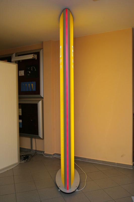 Totem AluSmart K60 800 x 2000 mm