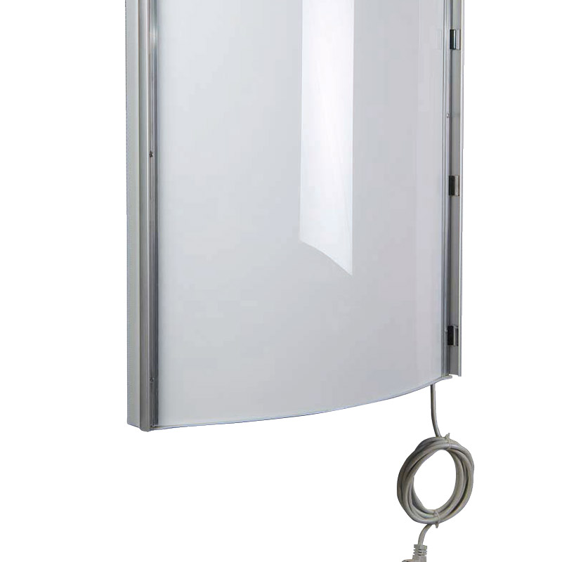 Convex light box single-sided A3