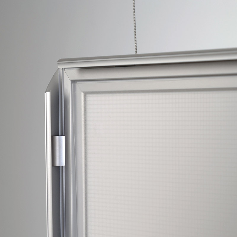 Smart LEDbox double-sided A2