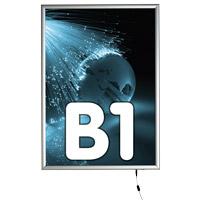 Smart Ledbox B1 Enkelzijdig 700 x 1000 mm