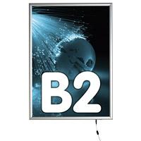 Smart Ledbox B2 Enkelzijdig 500 x 700 mm