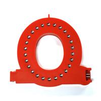 Smart Led Letter rood O