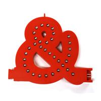 Smart Led Letter rood  &
