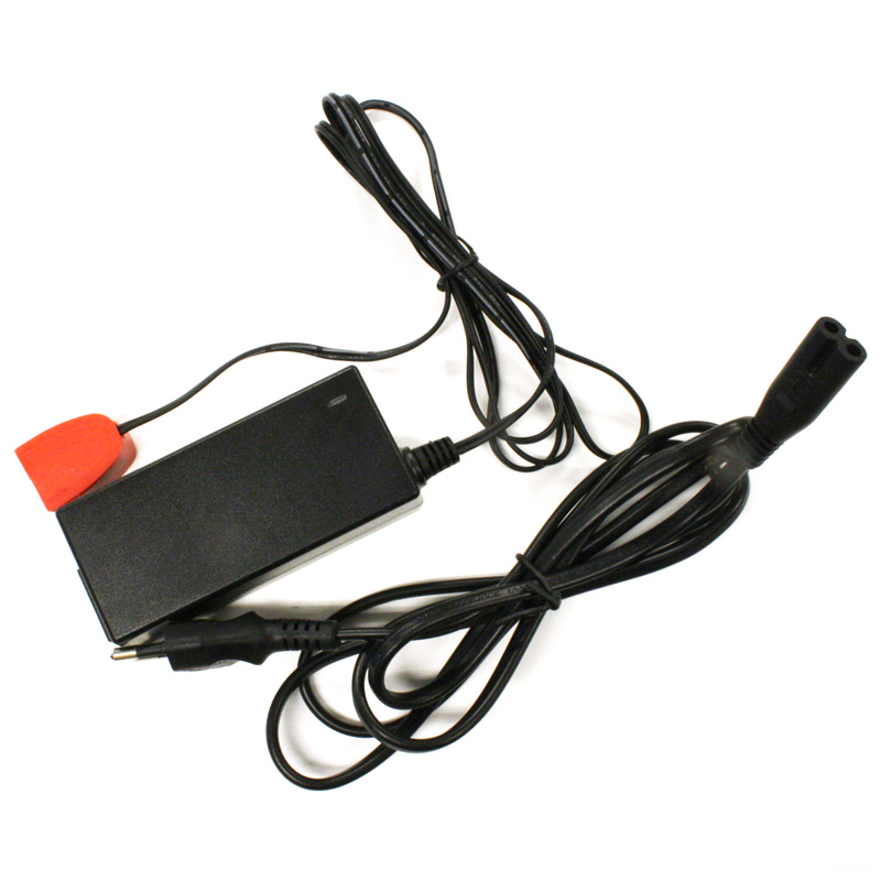 Power supply 2a red-europe plug