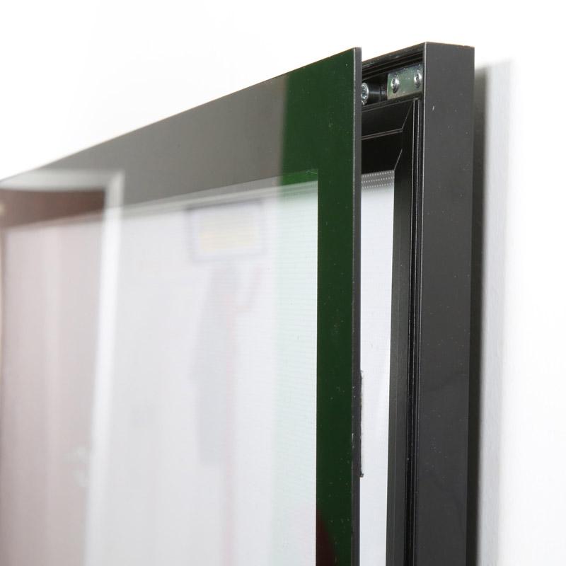 Ledbox magneco A0 single sided black